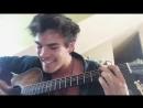 Андрес под гитару casi humanos
