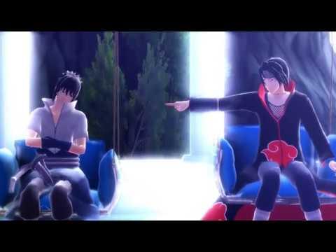[MMD x naruto] We don't talk Anymore [Uchiha Sasuke x Uchiha Itachi]