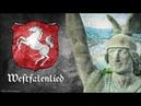 """Westfalenlied """"Ihr mögt den Rhein den stolzen preisen Liedtext"""