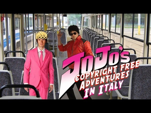 JoJo's Copyright Free Adventures In Italy - Episode 1