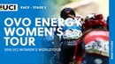 2018 UCI Women's WorldTour – OVO Energy Women's Tour stage 2 – Highlights