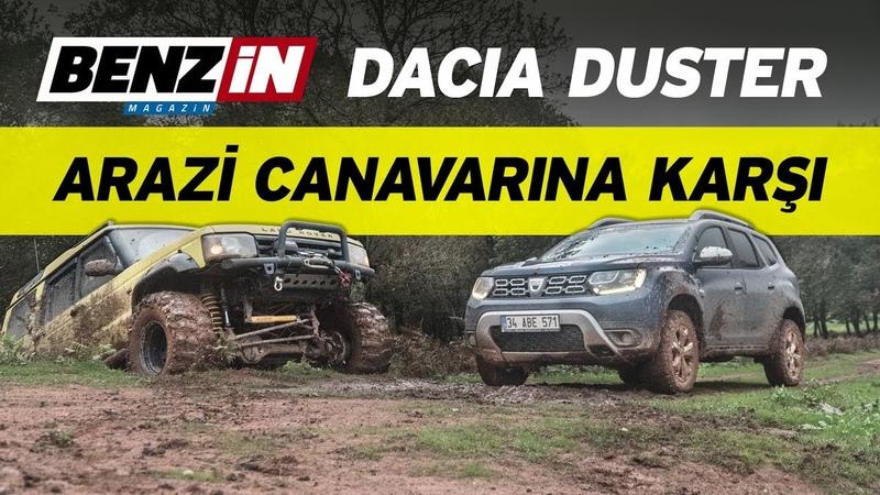 Dacia Duster arazi canavarına karşı | Arazide ne kadar başarılı?