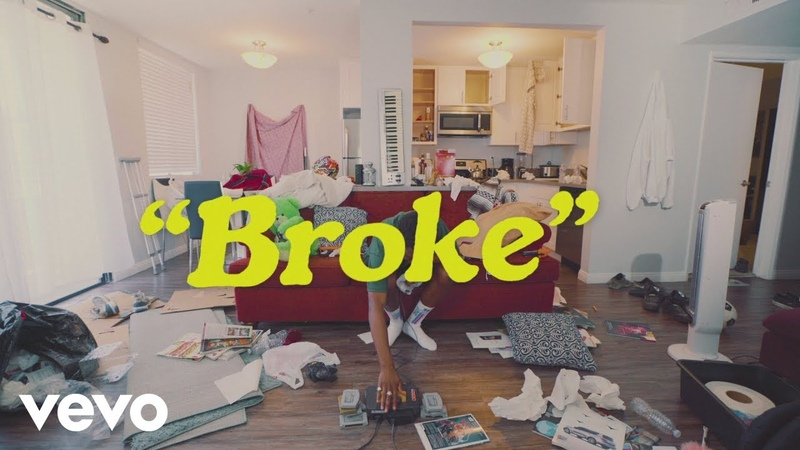 Samm Henshaw Broke Lyric Video