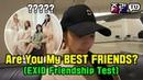 [ENG/VLOG] 즐린TV 오픈 준비 / EXID 우정 테스트(절연각...?) / are you my best friends?(exid friendship test)