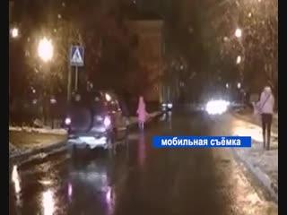 Видео сбили женщину с детьми в Сормово