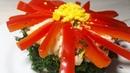 Как приготовить КРАСИВЫЙ салат на праздничный стол САЛАТЫ НА НОВЫЙ ГОД 2019