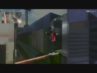 Plank in VR - HTC Vive Prank