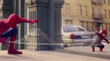 THE AMAZING SPIDER-MAN 3 Evian Baby &amp me 2 Official Spot HD.