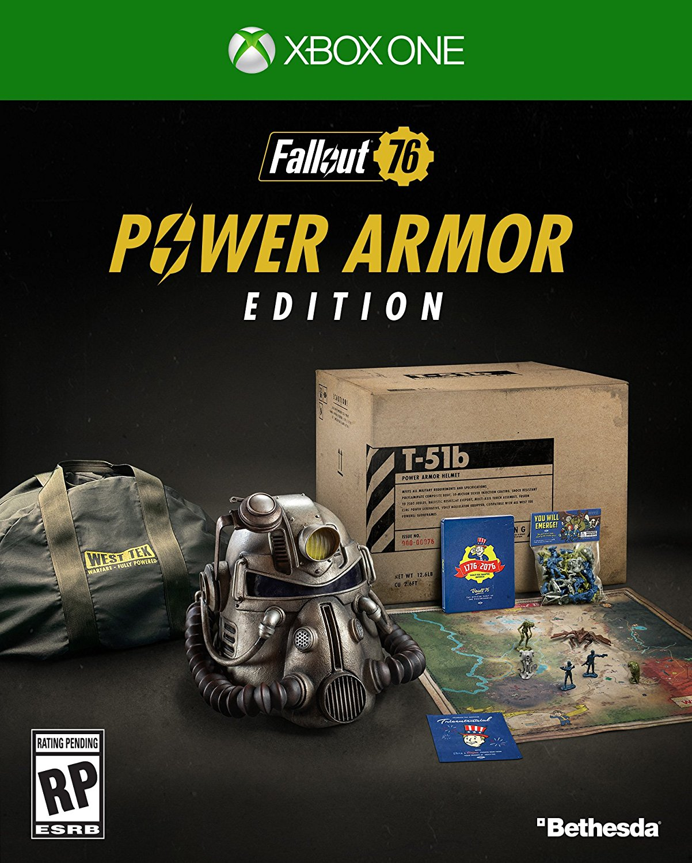 Первыми Fallout 76 опробуют владельцы Xbox One