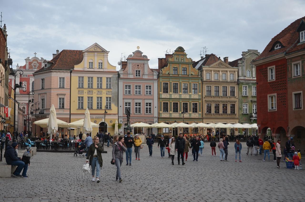 wx_nTLnjmrI Познань - столица Великой Польши.