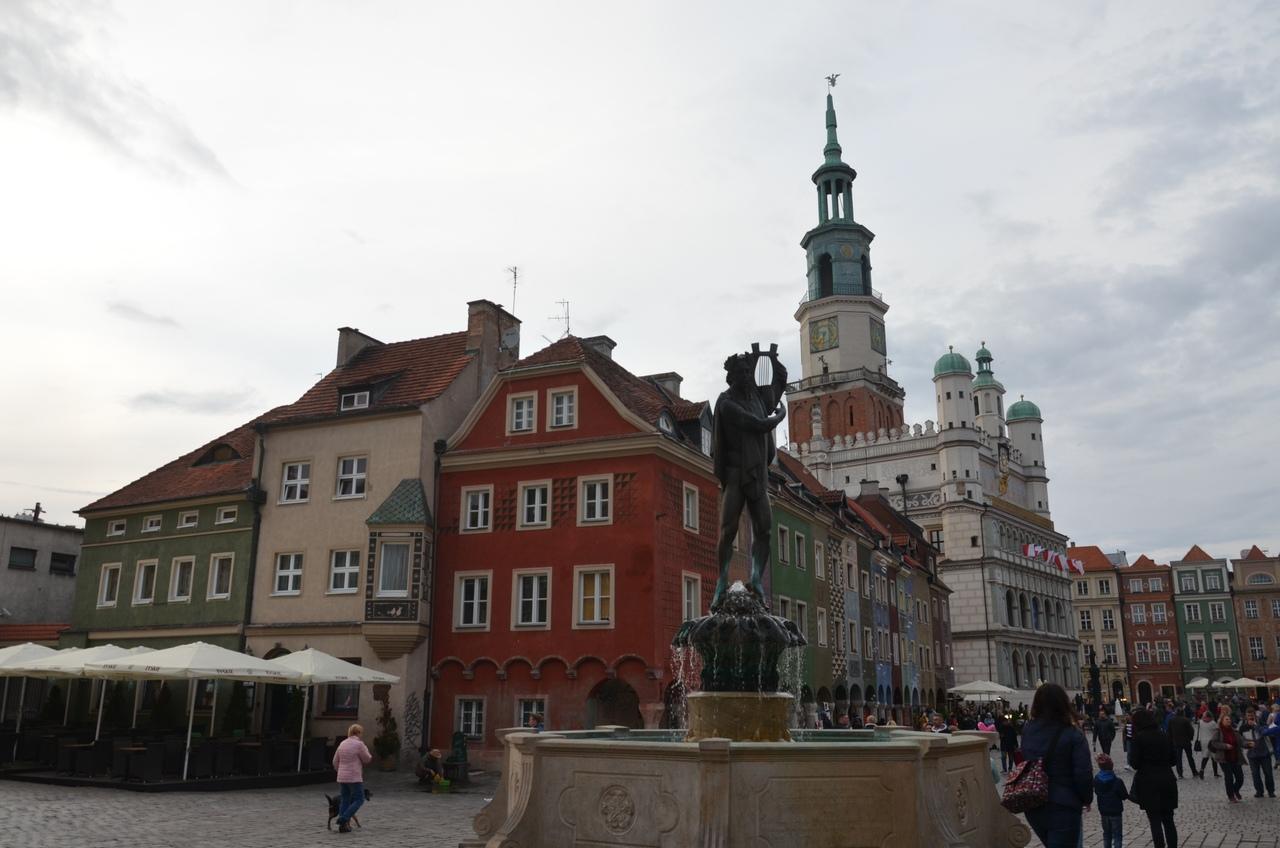 DW2DMve2fOM Познань - столица Великой Польши.