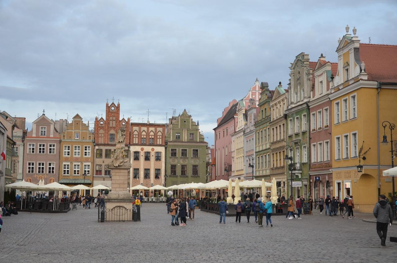 -dOtU8RgQF0 Познань - столица Великой Польши.