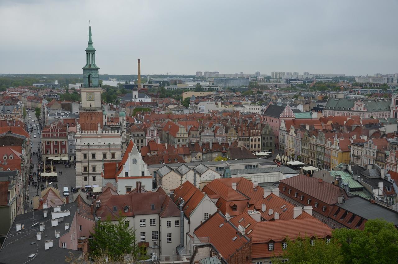 M2gbTKoowxU Познань - столица Великой Польши.