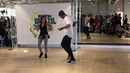 William and Paloma Zouk Demo Boston 2018
