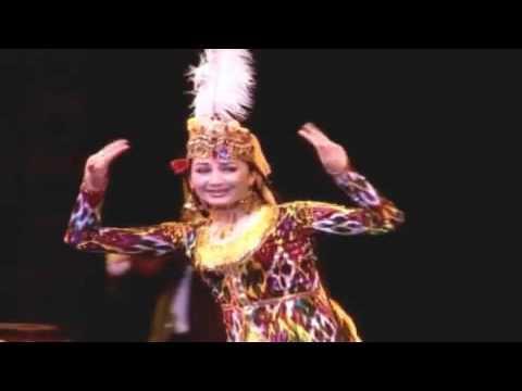 Uzbek-Uyghur folk music - Dilhiraj; Узбекско-уйгурская народная музыка - Дилхираж