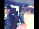 [Instagram] 131006 Heechul Kangin Donghae Dancing in the Car.mp4