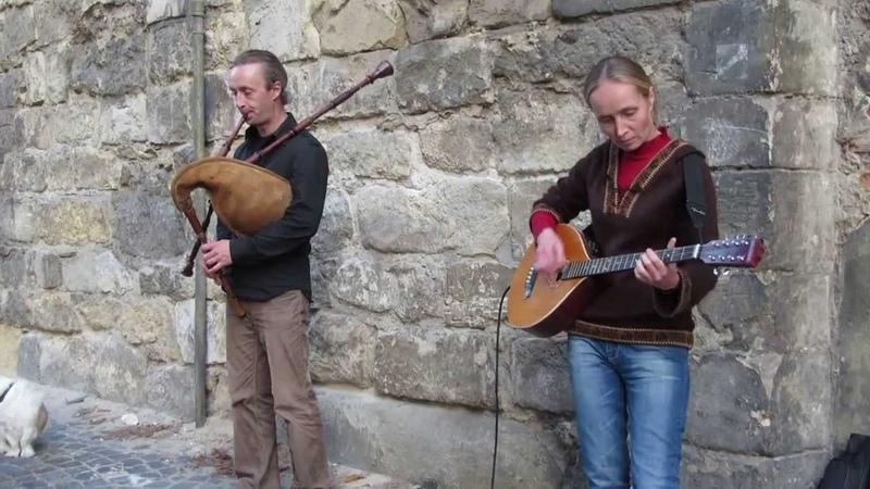 Ground-Folk - Pipe-Set - Пайп-Сет Волынка Бузуки Bagpipes Bouzouki FolkRockVideo