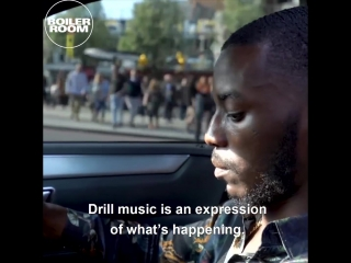 INSIDE: Drill is the voice of streets