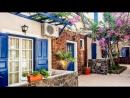 Отпуск в Греции Июль 2018 Санторини Поселок Камари 3 серия