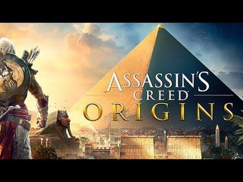 Прохождение Assassins Creed Истоки Часть 6