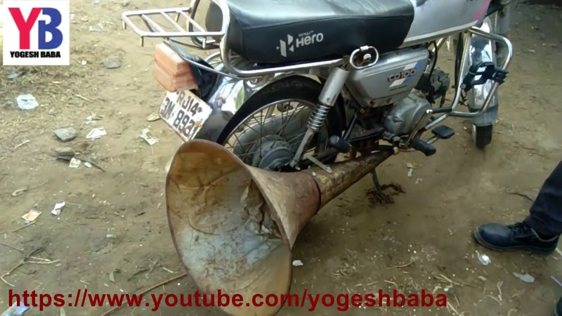 Update motorcycle large sound hero honda - Latest Technology