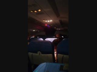 Неполадки в самолёте red wings в петербурге