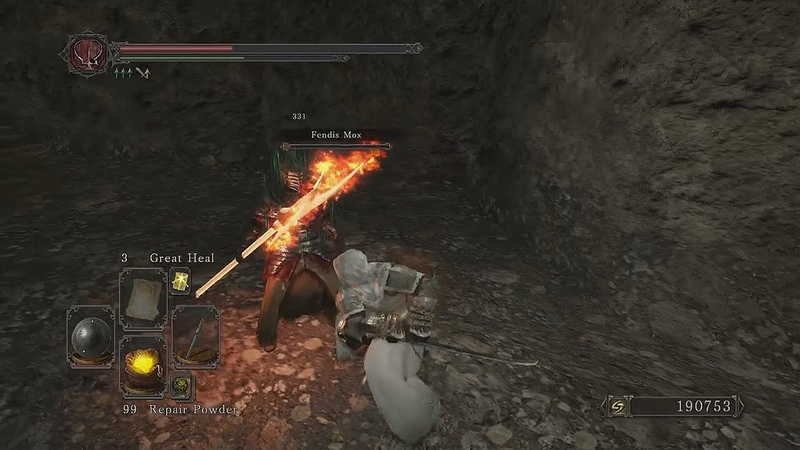 Dark Souls 2 Blacksteel In Shanghai