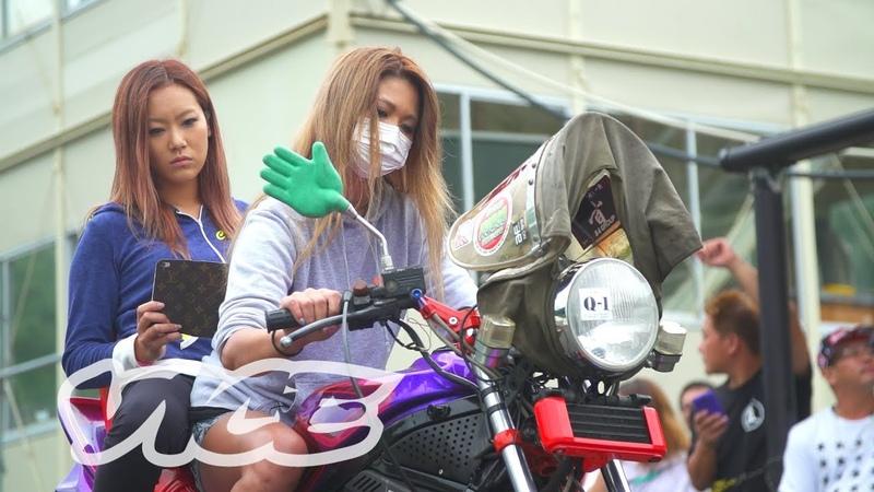 旧車の祭典でコール最強を目指すバイク女子 - Q-1 GRAND PRIX EP03