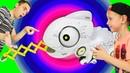 Видеообзор на Робот Хамелеон 88538 Silverlit