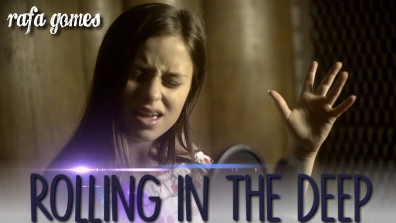 ROLLING IN THE DEEP (Adele) - VERSÃO COPO   Cover - RAFA GOMES