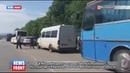 В Молдавии зреет государственный переворот На подъезде к Кишинёву замечены десятки микроавтобусов