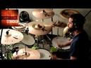 DISTURBED - Stricken Drum Cover