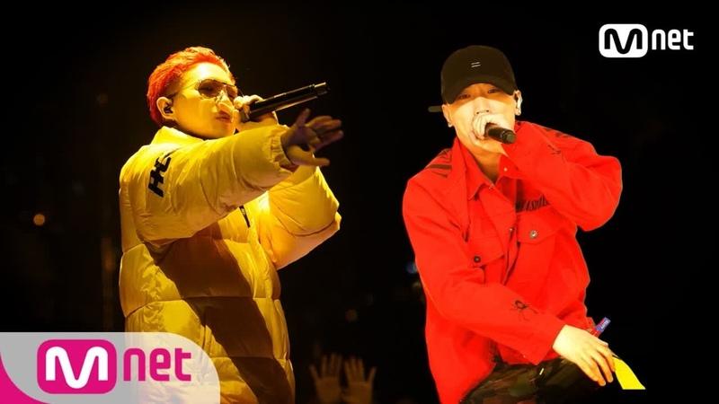 Show Me The Money777 특별공개 풀버전 나플라 ′SUNBBANG′ Feat 개코 Prod 기리보이 @세미 파이널 181102 EP 9