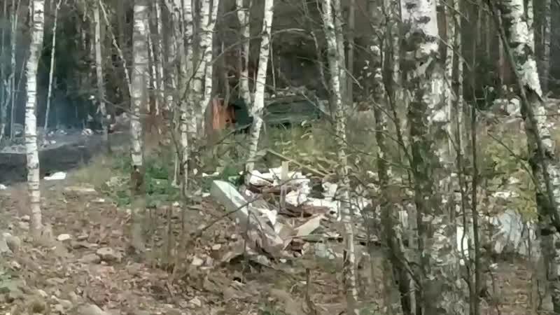 Свалка мусора Большие Жеребцы