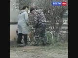 В Иванове на делавшего свою работу кинолога напали прохожие