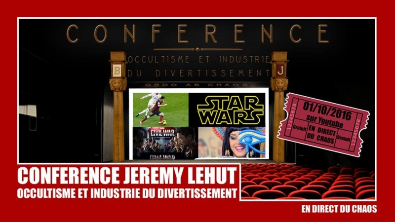Conférence Le monde occulte des comic books смотреть онлайн без регистрации