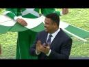Arash Nyusha Pitbull Blanco Goalie Goalie 5 голов РОССИИ в 1 матче ЧМ 2018г