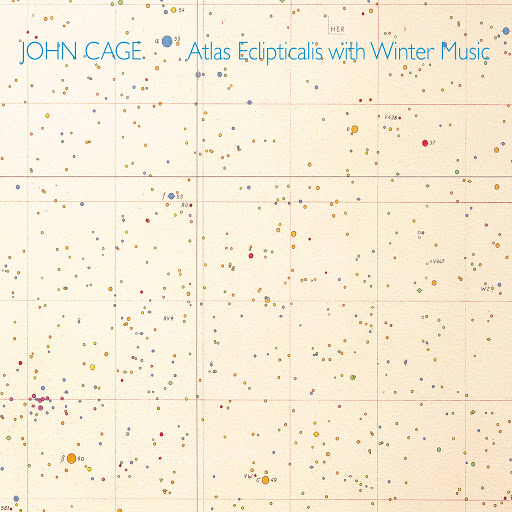 John Cage альбом Cage: Atlas Eclipticalis with Winter Music