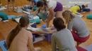 Iyengar Yoga therapy workshop with Lois Steinberg Ph D Certified Iyengar Yoga Teacher Advanced 2