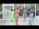 Шафран: восточные танцы