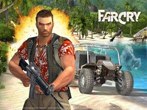 Far cry. OSW Прохождение игры на реалистичном уровне сложности. 14 Грузовое судно
