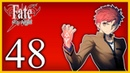 Прохождение Fate/Stay Night - часть 48[Бой за боем](2/2)