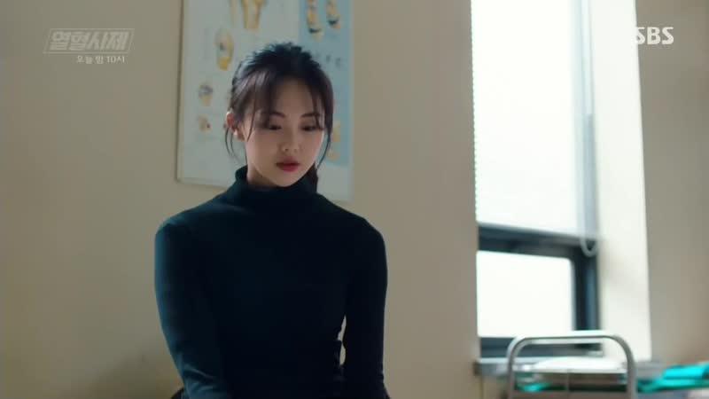 SBS 금토드라마 [열혈사제] 17-18회 (금) 2019-03-15 밤10시