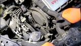 Замена щеток генератора на Toyota Harrier MCU30 Тойота Харриер 2004 года