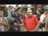 Кулачные бои в Перу