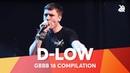 D-LOW | Grand Beatbox Battle 2018 Compilation