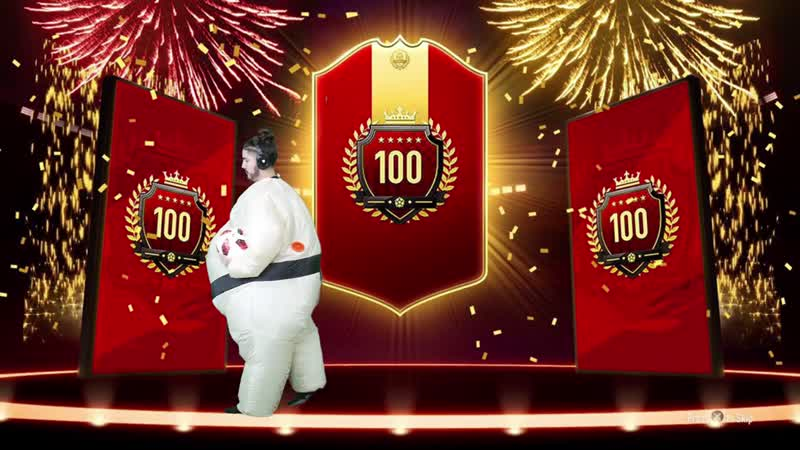 Sumo in the Top 100 Pack D Twitch Clips