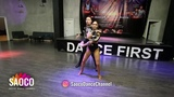 Charlie Garcia and Tania Cannarsa Perfomance at Moscow MamboMania weekend, Saturday 27.10.2018