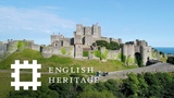 Postcard from Dover Castle HD Drone Footage