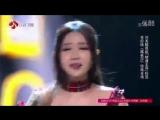 Песню Катюша исполнили на китайском шоу талантов (6 sec)